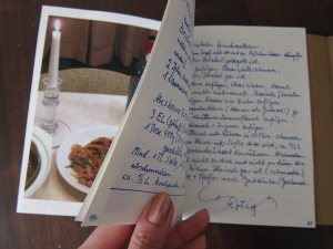 Pages full of food, family tradition and love