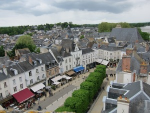 Amboise, a Loire town that makes your mouth water