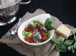Lentilballs with Mushroom